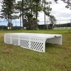 American Aluminum K9 E/Z U.S.P.C.A. Obstacle Course Group 2, includes Crawl, A Frame and Cat Walk