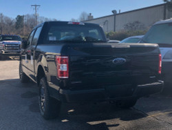New 2020 Black Ford F-150 PPV Responder Law Enforcement Package 4x4 Ecoboost ready to be built as an Admin Package, choose any color LED Lights, + Delivery