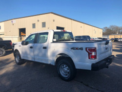 New 2020 Ford F-150 White 4x4 SSV V6 Special Service Truck, ready to be built as a Marked Patrol Package, choose any color LED Lights, + Delivery