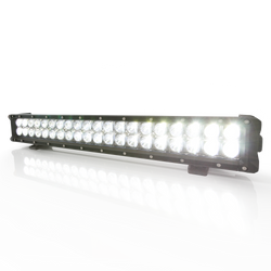 "Code 3 CW3200 Series Double Row Utility Lightbars, with polycarbonate lens, Built-in vent to prevent fogging, available in 14"" or 25"" Lengths, comes with two mounting options"