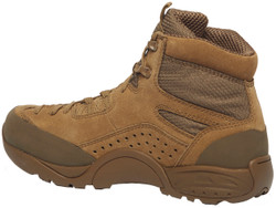 Tactical Research by Belleville DELTA C6 Quick Reaction Force (QRF) 6 inch Men's Lightweight Mid Cut Approach Boots, Uniform/Casual, Slip Resistant, Regular or Wide Width, Coyote Brown