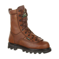 Rocky BearClaw 3D FQ0009234 Men's 9 Inch GORE-TEX® Waterproof 1000G Insulated Outdoor Uniform/Casual Boots, available in Regular or Wide Width, Brown