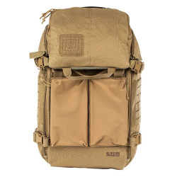 5.11 Tactical 56522 TAC OPERATOR ALS BACKPACK 35L, Includes 4 color-coded Easy-Vis Med Pouches, 2 Interior Zip Pockets, Compression Straps, Sternum Strap, Kangaroo