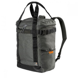 5.11 Tactical 56528 LOAD READY HAUL PACK 35L, Waterproof, Front and Rear Pockets with Hook and Loop Closure for Strap/Accessory Storage, available in Smoke Grey, Ranger Green and Kangaroo