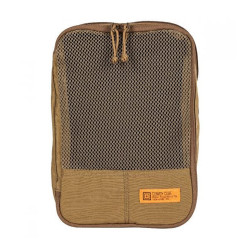 5.11 Tactical 56601 CONVOY PKG CUBE MIKE, Water Resistant, available in Black and Kangaroo