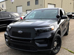New Black 2020 Ford (Explorer) Police Interceptor PI Utility V6 Gas Engine AWD For Sale, Ready to be Built as a Marked Patrol, Turnkey FPIU, featuring Whelen, Soundoff, Setina, Havis, + Delivery