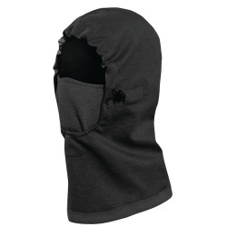 Occunomix BAL-380-B Extremely Warm Wind and  Water Resistant Balaclava, Black