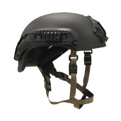United Shield SPRINT Bulletproof Helmet for Law Enforcement and Military, NIJ LEVEL IIIA Protection, Integrated universal night vision goggle mount, Picatinny side-rails for tactical gear, Pad liner system