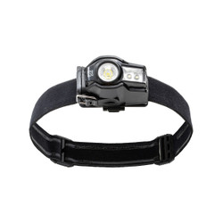 5.11 Tactical 53420 EDC Headlamp 2AAA, 183 Lumens, Dual mode switches (Spot + Flood), available in Black and Kangaroo Brown