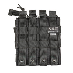 5.11 Tactical 56157G7 GEO7® Double AR Mag Bungee/Cover Pouch, 100% Nylon, with Pattern Option
