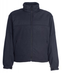 Spiewak S327 Publick Safety Fleece/Liner, Uniform or Casual use with Badge Tab, available in Black and Dark Navy Blue, Optional Drop-Down Panels (2 Front, 1 Back)