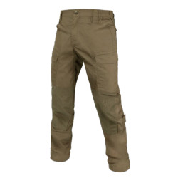 Condor Outdoor 101200 Paladin Tactical Pants, Low Profile Cargo Pockets, Polyester/Cotton, Uniform or Casual, available in Black, Tan Brown, and Olive Drab Green