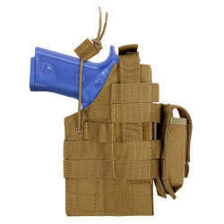 Condor Outdoor H-BERETTA Ambidextrous Holster, available in Black, Coyote Brown, and Olive Drab Green