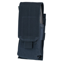 Condor Outdoor MA5 Single M4 Mag Pouch, available in Black, Navy Blue, Coyote Brown, and Olive Drab Green