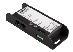 Garrett 1171200 Relay Module for PD-6500i or MZ-6100, provides an isolated relay contact to control lights, doors, & equipment, Internal dip switches provide 4 operating modes