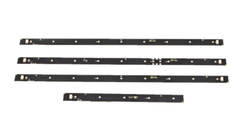 Garrett 1171700 MZ-6100 Zone Indicator Set, B Panel, Provides pacing light and zone indicators on entry and exit sides of both panels, Factory installation recommended