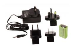 Garrett 100-240V Rechargeable Battery Kit for Super Scanner V Hand-Held Metal Detectors, 1610200