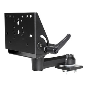 Motion Attachment 9 Inch Locking Swing Arm for Gamber Johnson Docking
