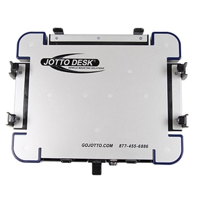Jottodesk Law Enforcement Interceptor Sedan Taurus 2013-2019 Rugged Laptop Computer Mount A-MOD