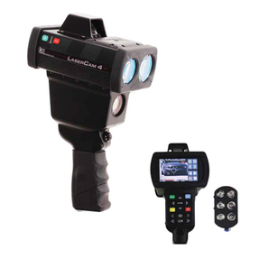 Kustom Signals LaserCam 4 Bundle