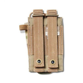 5.11 Tactical RADIO POUCH, Universal web platform compatibility, Fits any standard handset, Integrates with 5.11® Bags, belts, and packs, Multicam, 56388