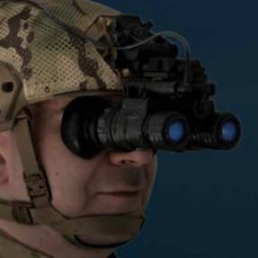 Theon Sensors MIKRON-D Night Vision Binocular