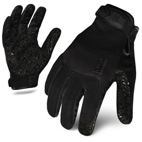 IronClad EXO Tactical Grip Glove with Diamondclad® Silicone Fused Palm