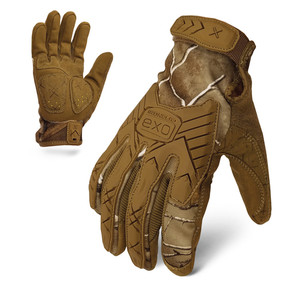 IronClad EXO Tactical Realtree Impact Glove with Anti-Vibe Palm