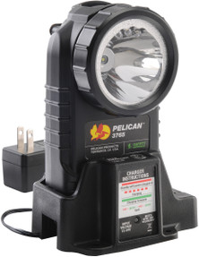 Pelican Right Angle LED Flashlight, Compact and Lightweight, Available in Black or High Visibility Yellow 3765