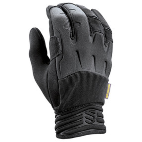 Blackhawk GP001 Patrol Barricade Glove, Black