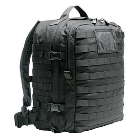 BLACKHAWK 60MP00 SPECIAL OPERATIONS MEDICAL BACKPACK, Constructed of 1000 denier nylon, Robust grab handle, Metal grommet at bottom of pack for drainage, Individual medical gear compartments