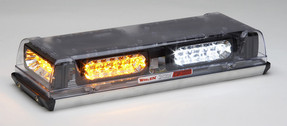 Whelen Responder Mini Lightbar LED Heavy Duty Base R2LPH