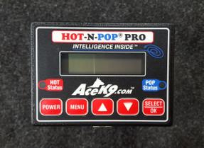 Havis K9-A-201 K9 Transport Hot-N-Pop Unit Option, Monitors the Temperature of K9 Kennel Transport Systems, Remote Door Popper System Included