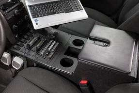 Tahoe Low Profile Center Console 2005-2014 Wide Body, made of Plastic