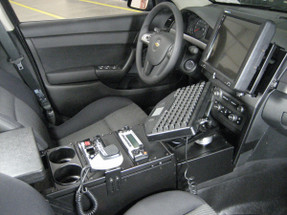 Caprice Console by Havis 18 Inch 2011-2013, includes faceplates and filler panels