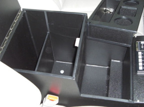 Expedition 2004-2017 Wide Body Center Console, made of Plastic