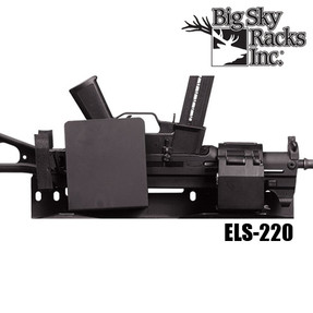Big Sky Racks ELS 220 Electronic Locking Law Enforcement Gun Rack System
