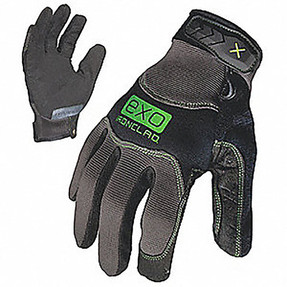 IronClad EXO Tactical Stealth Leather Insulated Glove with Leather Palm