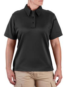 Propper  F5327-72 Women's I.C.E.® Tactical Polo, Short Sleeve, Polyester/Spandex, includes sternum and shoulder loops, and 2 channel pocket pen
