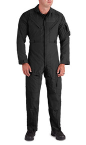 Propper® F5115 CWU 27/P NOMEX® Flight Suit, aka Jumpsuit, Zippered leg openings, Two-way zipper front with cloth pull