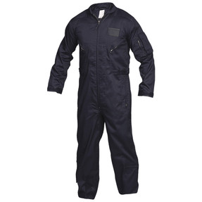 Tru-Spec 27-P Basic Flight-Suit aka Jumpsuit, 65/35 Polyester/Cotton Twill, available in Khaki, Sage, Black, or Navy