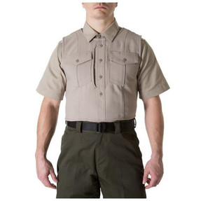 5.11 Tactical Uniform Outer Carrier - Class A, available in Midnight Navy, Silver Tan, or Black 49032