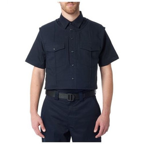 5.11 Tactical Uniform Outer Carrier - Class B, available in Midnight Navy, Silver Tan, or Black 49030