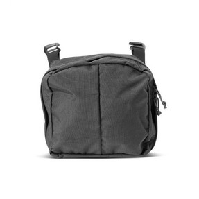 5.11 Tactical ADMIN GEAR SET, Multiple slip pockets for admin accessories and gear, Water-resistant 500D Dobby Nylon, Zippered pocket, 56401