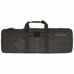 """5.11 Tactical 36"""" SHOCK RIFLE SOFT CASE, 600D polyester exterior and 300D padded polyester interior, Lightweight, professional, affordable, Integrated rifle retention straps, Locking main compartment zippers, 56219"""