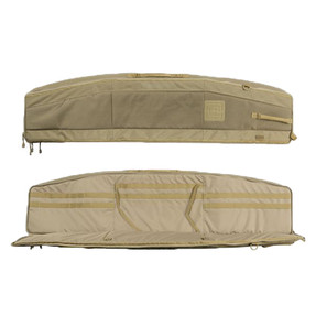 """5.11 Tactical 50"""" Urban Sniper Bag, Soft Case, Durable, water-resistant shell, 15 mm closed-cell foam for protection, and zippers that open fully to serve as a shooting mat, 56225"""