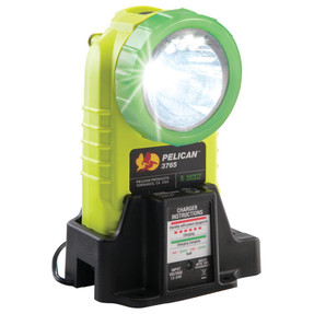 Pelican Right Angle LED Light, Compact and Lightweight, High Visibility Yellow, 3765PL, Quantities of 6