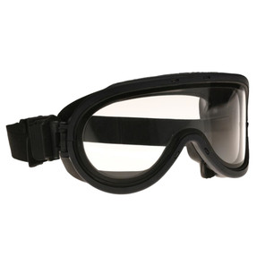 Paulson 510-TF-RL Clear Replacement triple lens for the A-TAC  Fragmentation Tactical Goggles with a premium coating. Triple lens with a hard coated outer lens, fragmentation center lens, and anti-fog inner lens. Lens Only