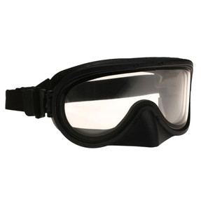 Paulson A-TAC 510-TFN Tactical Protective Goggles with Nose Shield and  polycarbonate triple lens for fragmentation protection and meets V-50 impact performance. Helmet/night vision compatible.