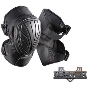 Damascus DKX1 VORTEX™ GEL-CORE Law Enforcement Riot Gear, Hybrid Knee and Shin Guards, Heavy-duty, hard-shell composite cap-NON-SLIP, Contains GEL Core, 1000 denier nylon Cordura® braces